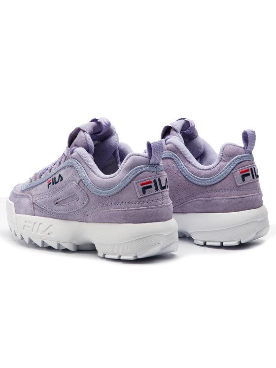 Fila Fila Sneakersy Disruptor S Low Wmn 1010304.70Q Fialová