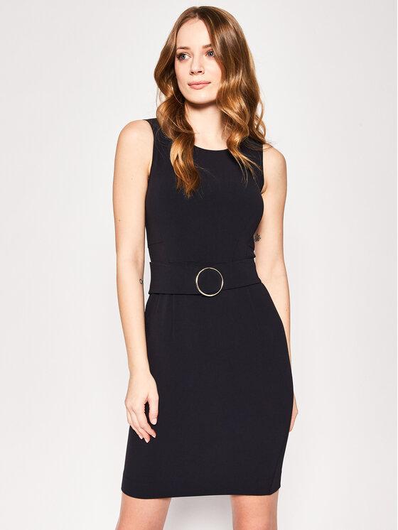 Pennyblack Kokteilinė suknelė Marika 12211420 Tamsiai mėlyna Regular Fit