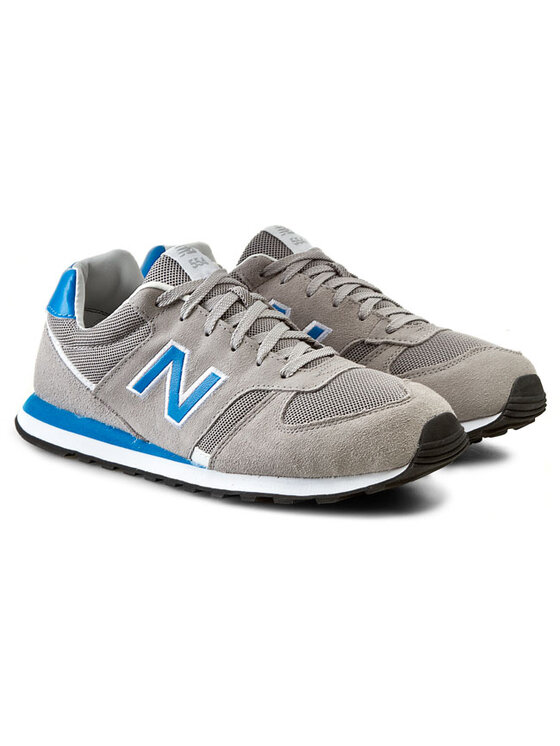 New Balance New Balance Sneakersy Classics ML554SMB Šedá