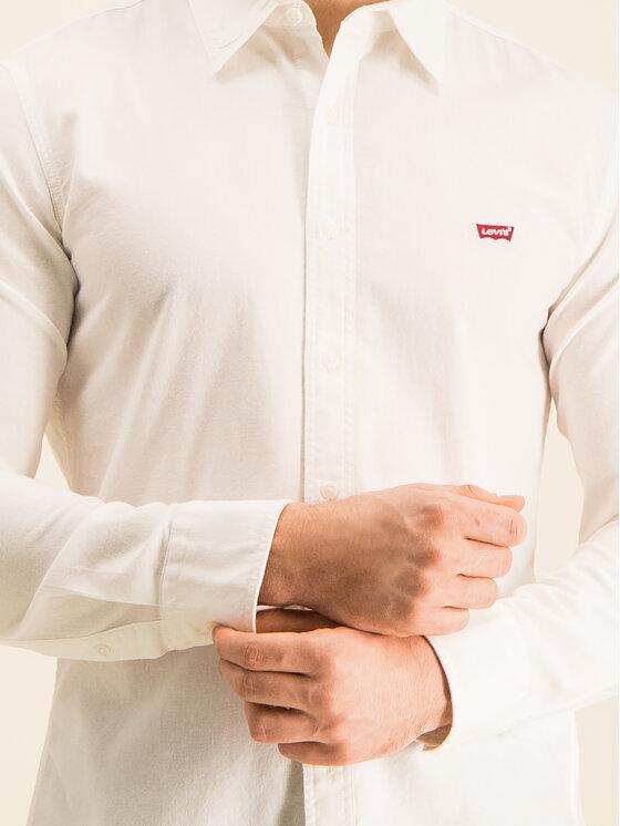 Levi's® Levi's® Hemd Long Sleeved Shirt 86625-0002 Weiß Slim Fit