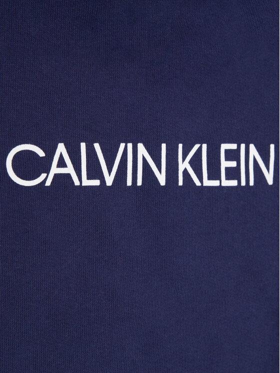 Calvin Klein Jeans Calvin Klein Jeans Džemperis Institutional IU0IU00040 Tamsiai mėlyna Regular Fit