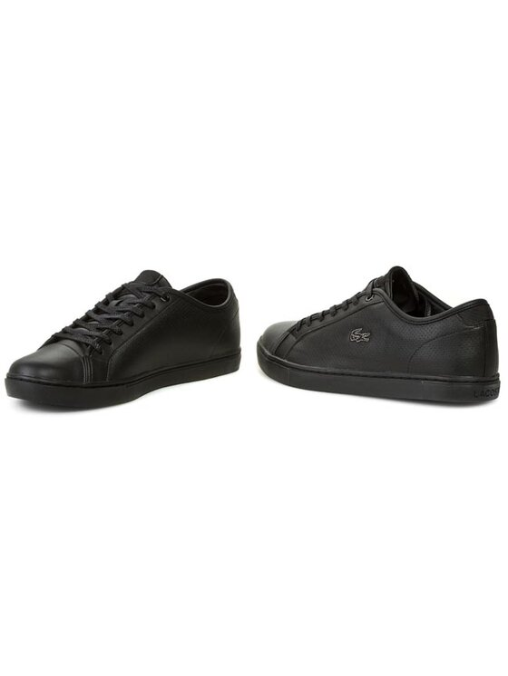 Lacoste Lacoste Κλειστά παπούτσια Showcourt CTR SPM 7-28SPM022802H Μαύρο
