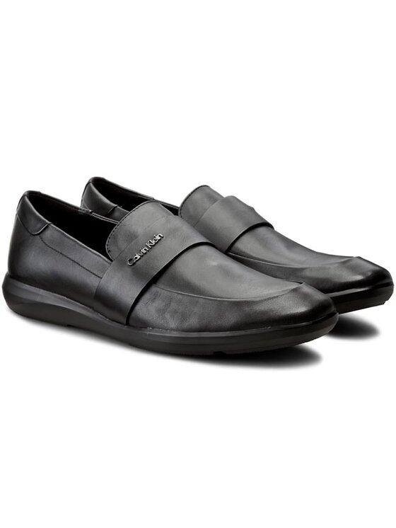 Calvin Klein Calvin Klein Pantofi Zafar O11024 Negru