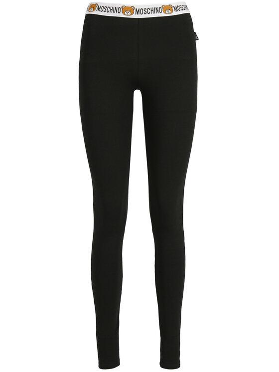 MOSCHINO Underwear & Swim MOSCHINO Underwear & Swim Colanți A4211 9003 Negru Slim Fit