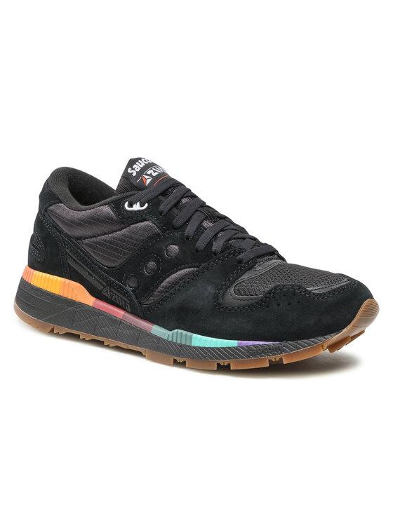 Saucony Laisvalaikio batai Azura S70509-3 Juoda