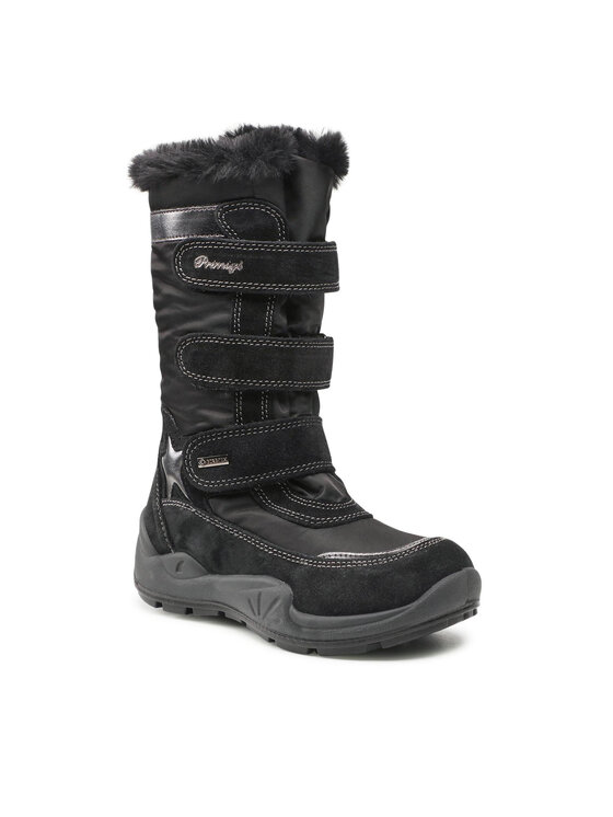Primigi Primigi Śniegowce GORE-TEX 8383922 D Czarny