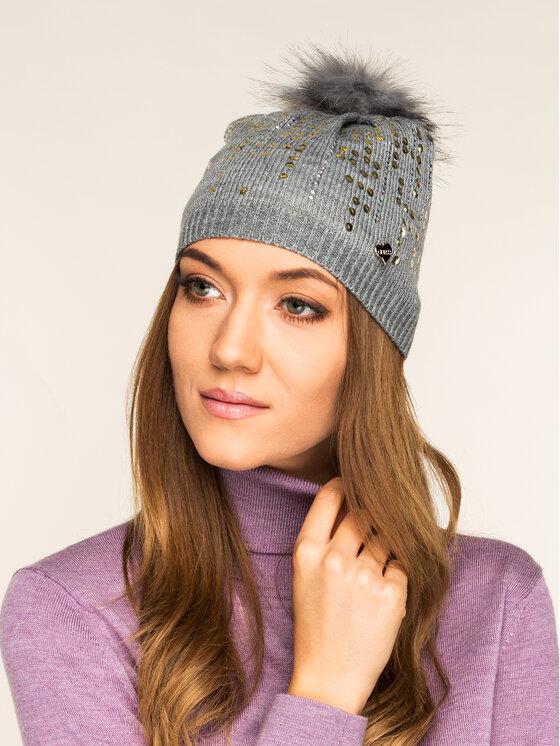 Guess Guess Kepurė Not Coordinated Hats AW8216 WOL01 Pilka