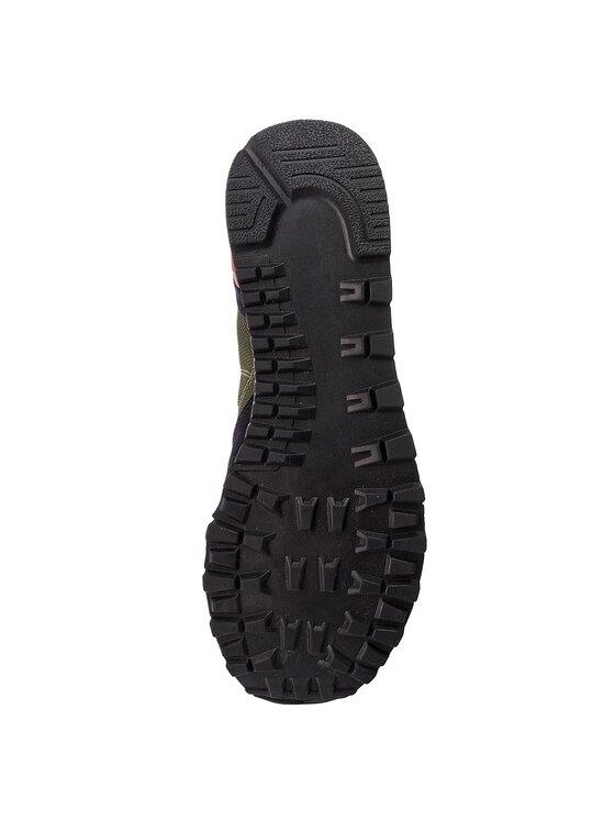 Guess Guess Sneakers FMCHA4 FAB12 Grün