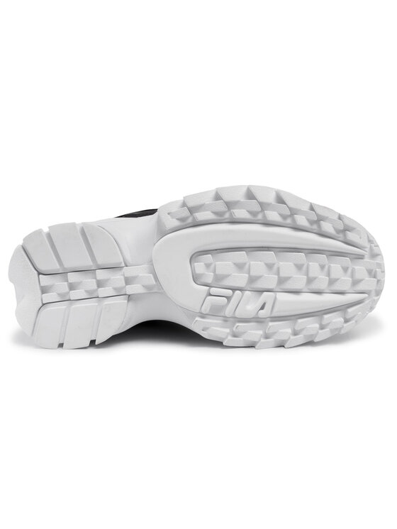 Fila Fila Sneakers Disruptor II Wedge Wmn 5FM00704.014 Noir