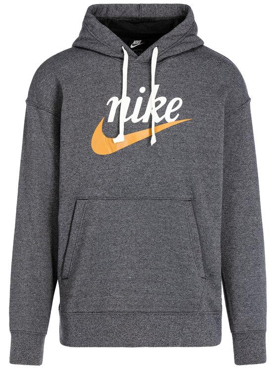 Nike Nike Bluza Heritage BV2933 Szary Regular Fit