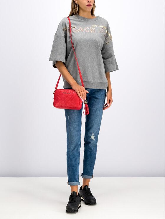 Versace Jeans Versace Jeans Bluză B6HTB777 Gri Regular Fit