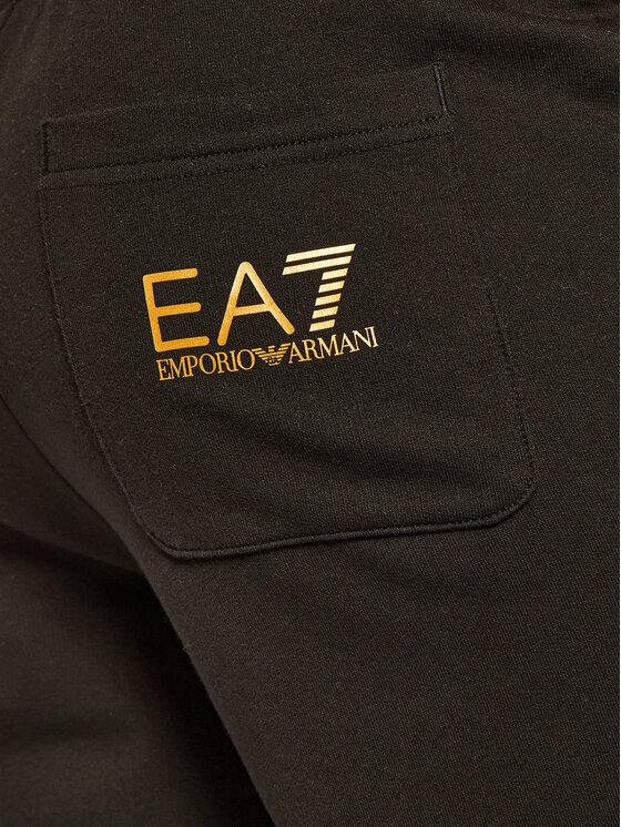 EA7 Emporio Armani EA7 Emporio Armani Pantaloni da tuta 8NPPC1 PJ05Z 1203 Nero Regular Fit
