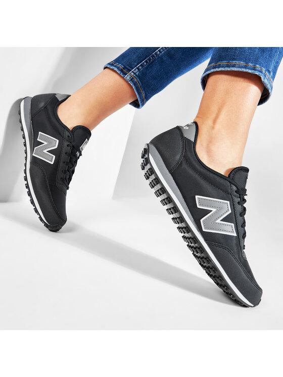 New Balance New Balance Sneakersy U410CC Czarny