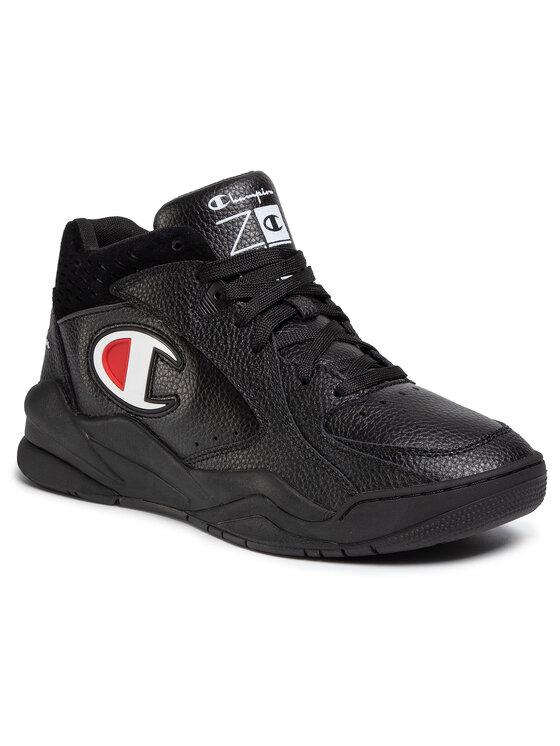 Champion Champion Sneakersy Zone Mid S20878-KK001 Czarny
