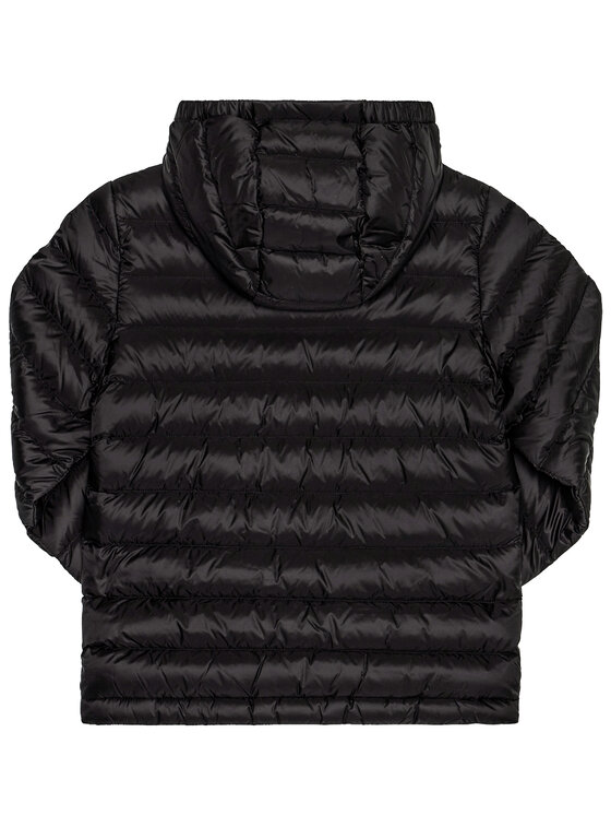 Calvin Klein Jeans Calvin Klein Jeans Kurtka puchowa Light Down Jacket IB0IB00554 Czarny Regular Fit