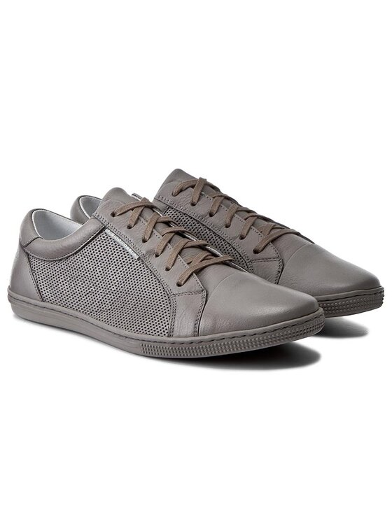 Gino Rossi Gino Rossi Sneakersy Iten MPV769-R38-HN00-8300-0 Szary
