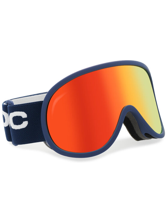 POC Slidinėjimo akiniai Retina Clarity 405158270 Tamsiai mėlyna
