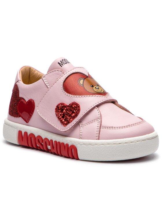 MOSCHINO MOSCHINO Laisvalaikio batai 26219 D Rožinė