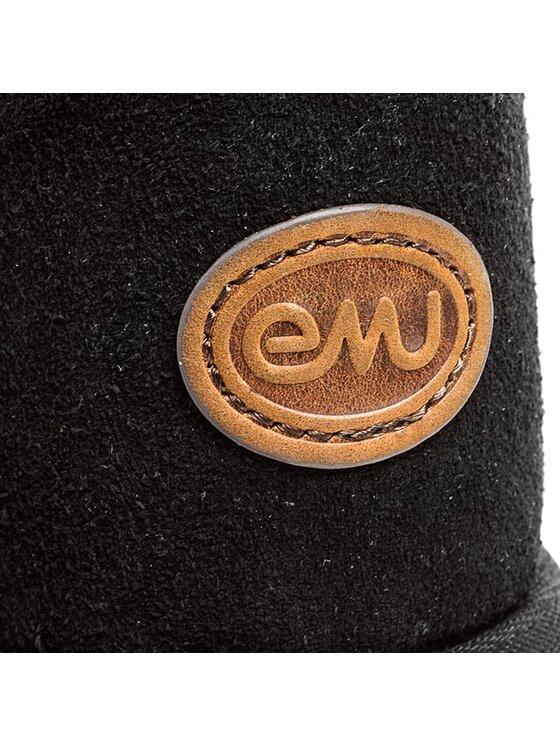EMU Australia EMU Australia Schuhe Stinger Lo W10002 Schwarz