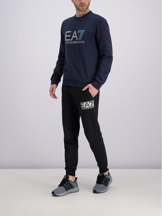 EA7 Emporio Armani EA7 Emporio Armani Pantaloni trening 3GPP53 PJ05Z 1200 Negru Regular Fit