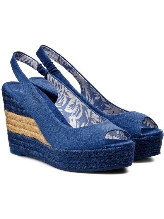 Gant Gant Espadrilles Stella 10568539 Blau