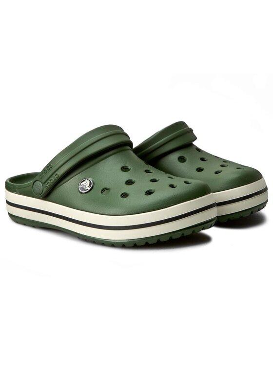 Crocs Crocs Mules / sandales de bain Crocband 11016 Vert