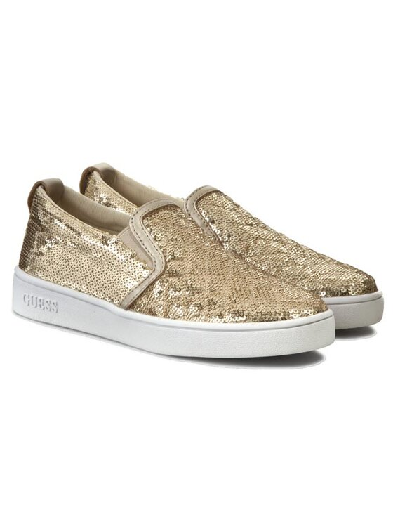 Guess Guess Tennis Glorienne2 FLGLO1 SAT12 Or