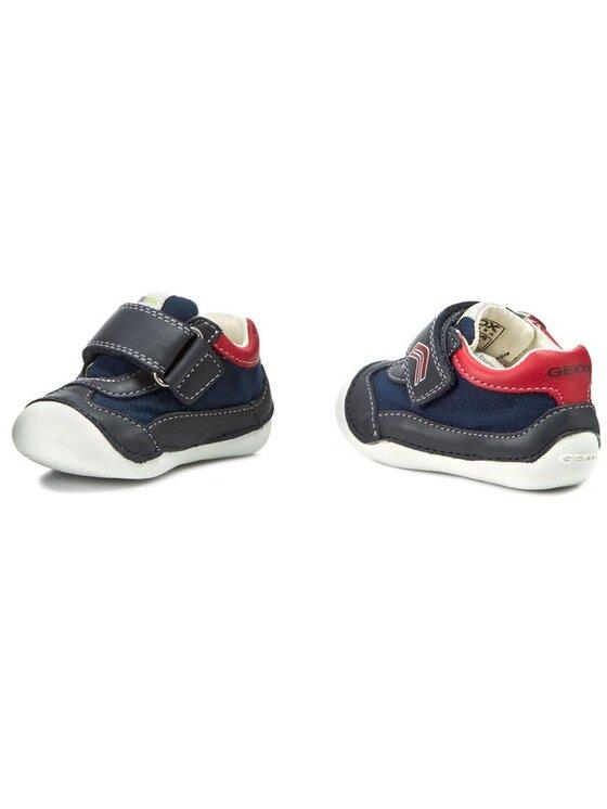 Geox Geox Chaussures basses B Tutim B. B B5239B 04310 C0735 Bleu marine