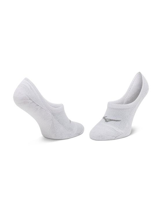 Mizuno Mizuno Zestaw 3 par stopek męskich Super Short Socks 3P J2GX005577 Kolorowy