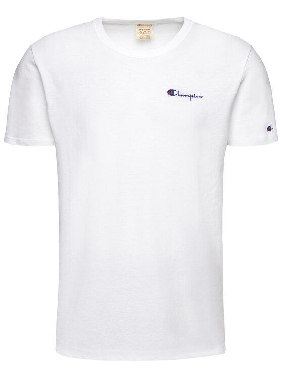 Champion Champion T-shirt 211985 Blanc Regular Fit