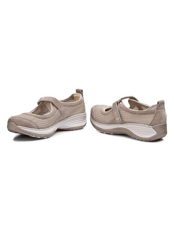 Skechers Skechers Обувки Intergalactic 49040/DKNT Бежов