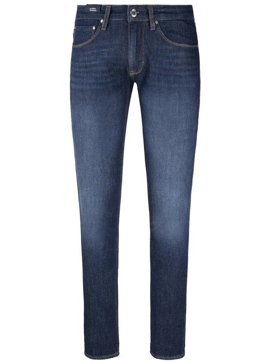 Joop! Jeans Joop! Jeans Jeansy Slim Fit 30015466 Granatowy Slim Fit