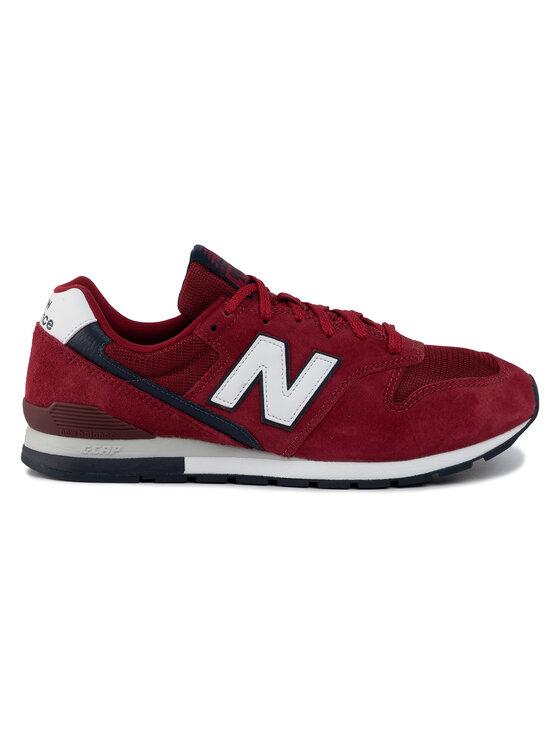 New Balance New Balance Sneakersy CM996RA Bordowy