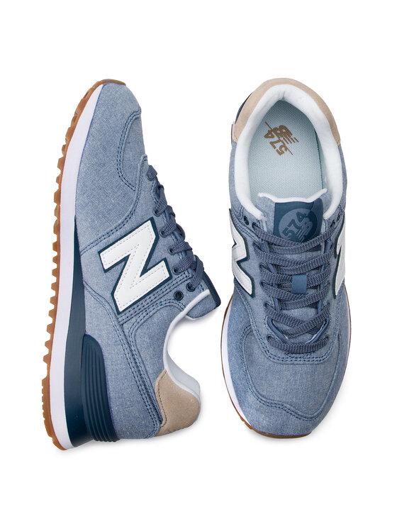 New Balance New Balance Sportcipő ML574STB Kék