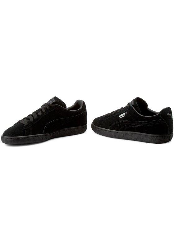 Puma Puma Sneakersy Suede Classic+ 352634 77 Černá