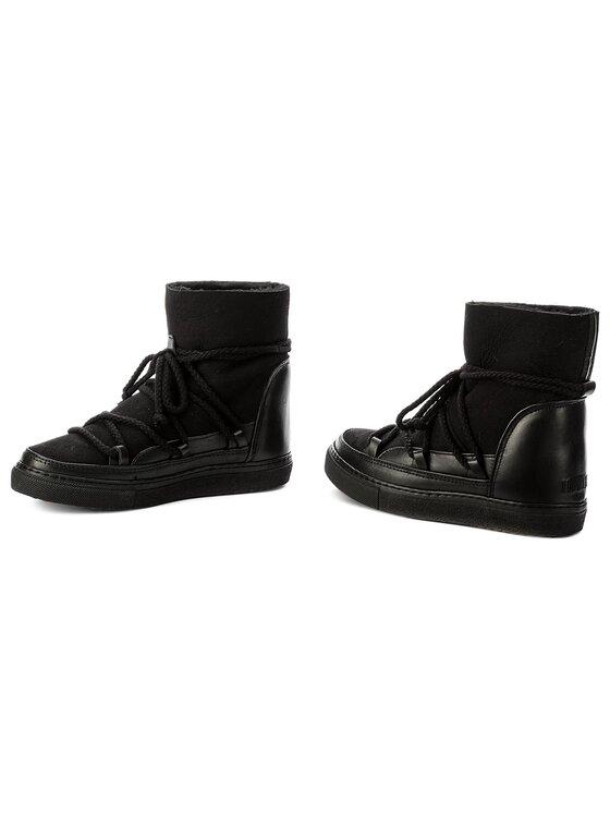 Inuikii Inuikii Batai Sneaker Wedge Classic 30100 Juoda