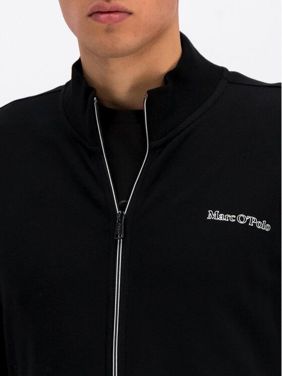 Marc O'Polo Marc O'Polo Mikina 927 4124 57056 Čierna Regular Fit