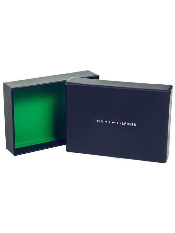 Tommy Hilfiger Tommy Hilfiger Голям мъжки портфейл Cas-Chad Slg Cc Coin Pocket BM56927522 Кафяв