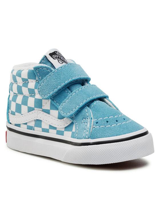 Vans Vans Sneakersy Sk8-Mid Reissue V VN0A5DXD30Y1 Niebieski