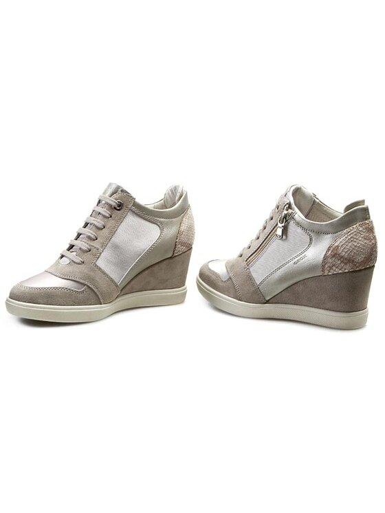 Geox Geox Sneakers D Eleni B D4467B 0AS22 C1010 Gris