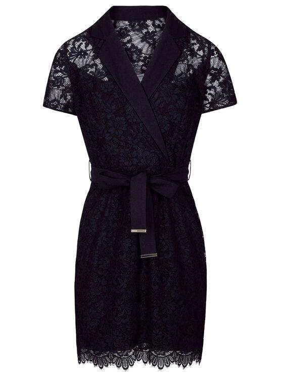 Morgan Morgan Sukienka koktajlowa 211-RCLAIRE Granatowy Slim Fit