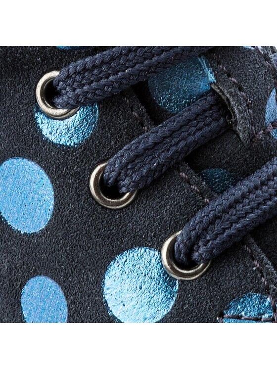 Geox Geox Auliniai batai B Glimmer G. C B64D6C 00022 C4002 S Tamsiai mėlyna