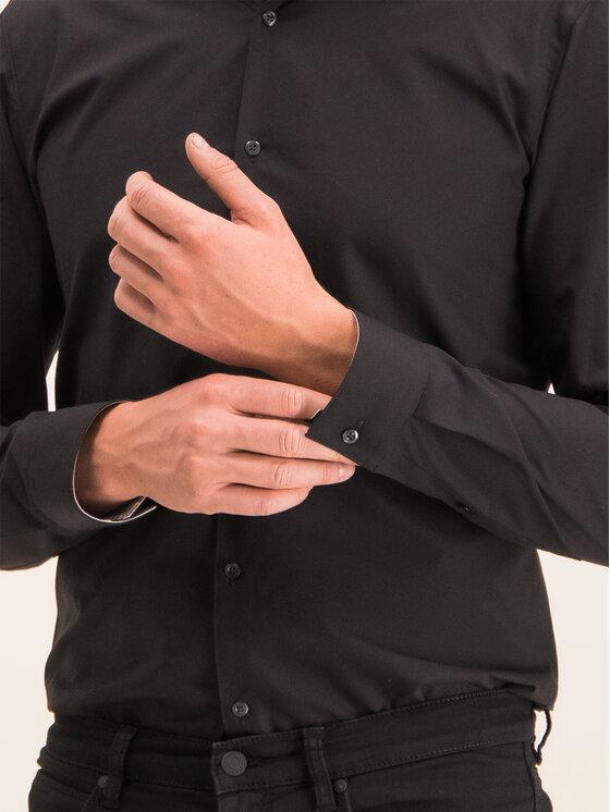 Hugo Hugo Camicia Errik 50420868 Nero Extra Slim Fit