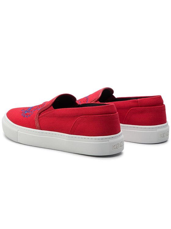 Kenzo Kenzo Πάνινα παπούτσια F952SN100F70 Κόκκινο