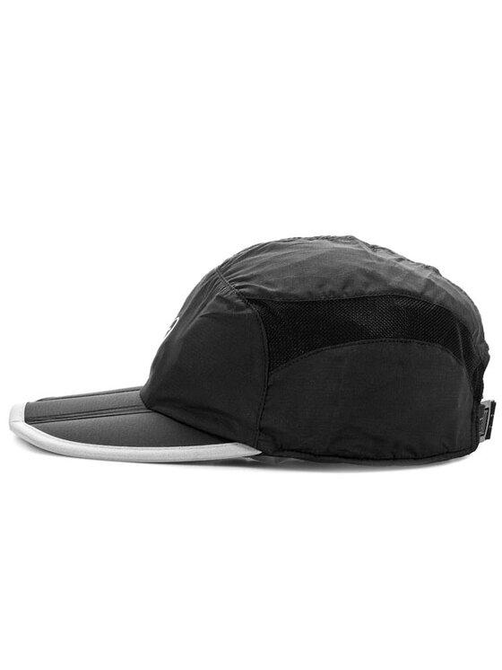Asics Asics Καπέλο Jockey Running Cap 114690 0904 56CM Μαύρο