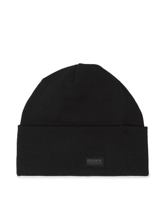 Buff Buff Czapka Knitted Hat Niels 126457.999.10.00 Czarny