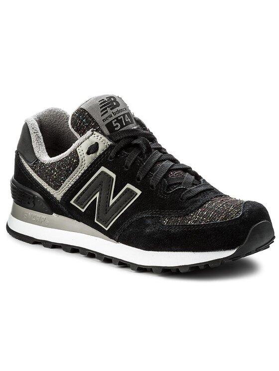 New Balance New Balance Sneakers WL574DCV Nero