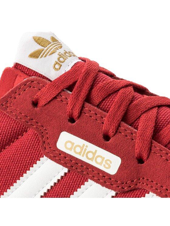 adidas adidas Buty Leonero CQ1096 Czerwony
