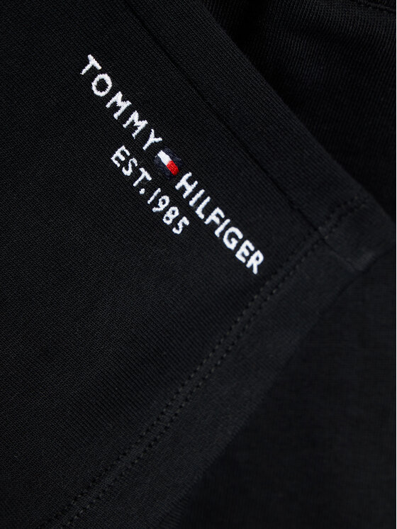 Tommy Hilfiger Tommy Hilfiger Szorty sportowe Essential KB0KB05671 M Czarny Regular Fit