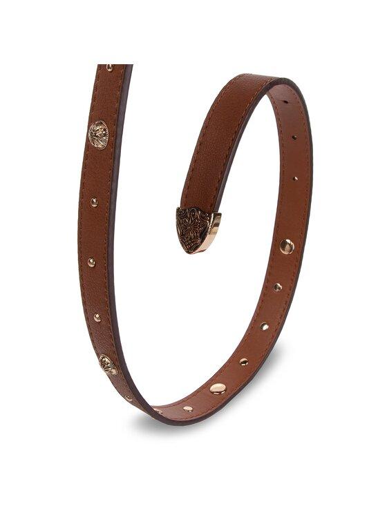Liu Jo Liu Jo Dámsky opasok Cintura 2 Cm Trittic A19211 E0031 Hnedá